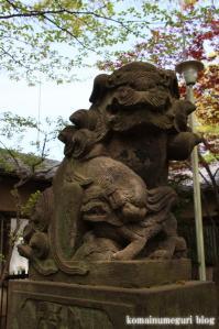 本太氷川神社(さいたま市浦和区本太)30