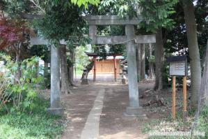 御室神社(さいたま市浦和区木崎)1