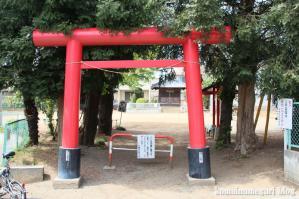 神明神社(さいたま市浦和区大東)1