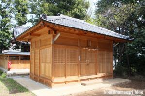 御室神社(さいたま市浦和区木崎)9