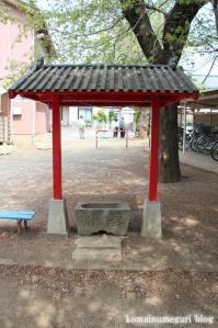 神明神社(さいたま市浦和区大東)2