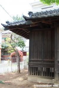 神明神社(さいたま市浦和区大東)5