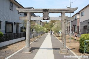 足立神社(さいたま市浦和区上木崎)3