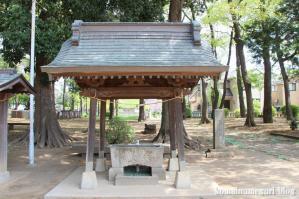 足立神社(さいたま市浦和区上木崎)10