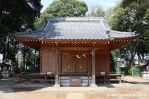 足立神社(さいたま市浦和区上木崎)12