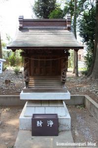 足立神社(さいたま市浦和区上木崎)15