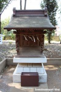 足立神社(さいたま市浦和区上木崎)17