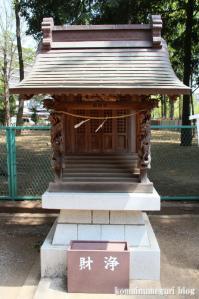 足立神社(さいたま市浦和区上木崎)21