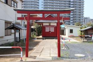 正一位稲荷神社(さいたま市浦和区上木崎)1