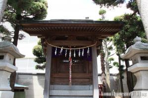 下落合笠間稲荷神社(さいたま市中央区下落合)6
