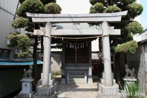 下落合笠間稲荷神社(さいたま市中央区下落合)3