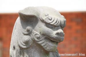 下落合氷川神社(さいたま市中央区下落合)13