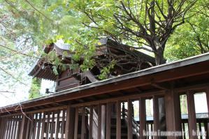 下落合氷川神社(さいたま市中央区下落合)17