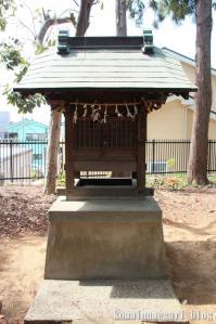 下落合氷川神社(さいたま市中央区下落合)19