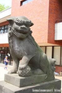 下落合氷川神社(さいたま市中央区下落合)5