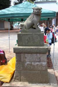 下落合氷川神社(さいたま市中央区下落合)9