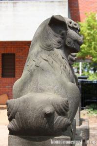 下落合氷川神社(さいたま市中央区下落合)12