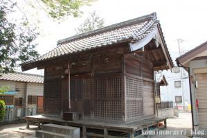 中里稲荷神社(さいたま市中央区新中里)5