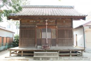 中里稲荷神社(さいたま市中央区新中里)4
