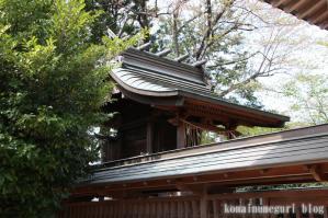 大戸氷川神社(さいたま市中央区大戸)7