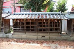 大戸氷川神社(さいたま市中央区大戸)12