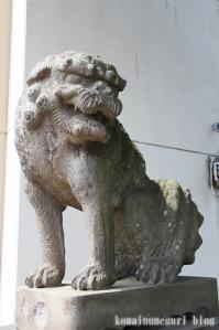 大戸氷川神社(さいたま市中央区大戸)20