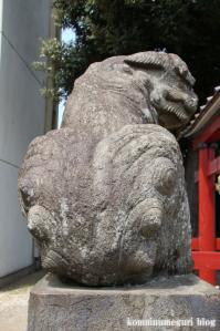 大戸氷川神社(さいたま市中央区大戸)27