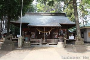 西堀氷川神社(さいたま市桜区西堀)5