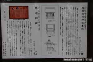 西堀氷川神社(さいたま市桜区西堀)8