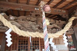 西堀氷川神社(さいたま市桜区西堀)9