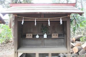 西堀氷川神社(さいたま市桜区西堀)20