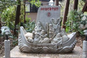 西堀氷川神社(さいたま市桜区西堀)22