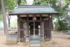西堀氷川神社(さいたま市桜区西堀)23