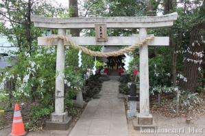 西堀氷川神社(さいたま市桜区西堀)25