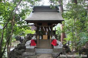 西堀氷川神社(さいたま市桜区西堀)28