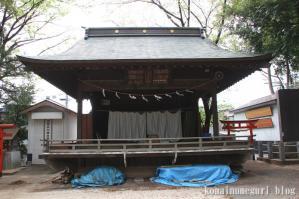 西堀氷川神社(さいたま市桜区西堀)29