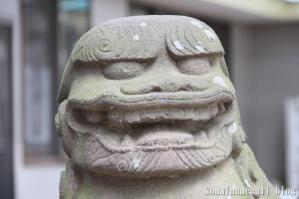 西堀氷川神社(さいたま市桜区西堀)39