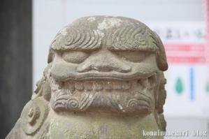 西堀氷川神社(さいたま市桜区西堀)40
