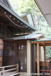 西堀氷川神社(さいたま市桜区西堀)7