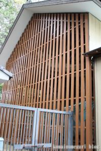 西堀氷川神社(さいたま市桜区西堀)12