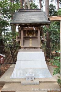西堀氷川神社(さいたま市桜区西堀)18