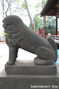 西堀氷川神社(さいたま市桜区西堀)37