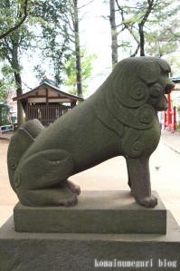 西堀氷川神社(さいたま市桜区西堀)33