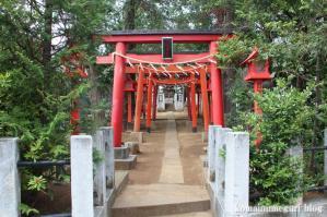 須黒稲荷神社(さいたま市桜区西堀)1