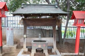 須黒稲荷神社(さいたま市桜区西堀)3