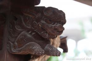須黒稲荷神社(さいたま市桜区西堀)7