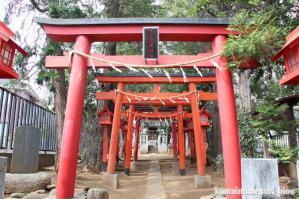 須黒稲荷神社(さいたま市桜区西堀)8