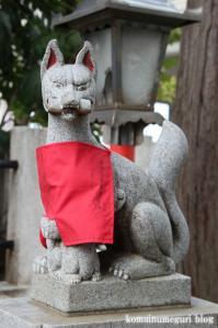 須黒稲荷神社(さいたま市桜区西堀)4