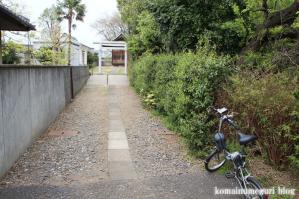 神明神社(さいたま市南区関)5