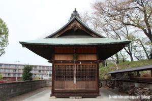 神明神社(さいたま市南区関)7
